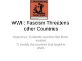 World War II: Facism Threatens Other Countries
