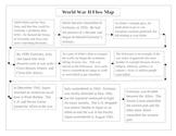 World War II Flow Map