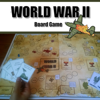 World War II Game: World War II Review