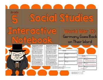 World War II: Germany Goes Back on Their Word