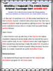 World War II Hiroshima & Nagasaki Internet Scavenger Hunt WebQuest Activity