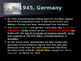 World War II - Hitlers Nero Decree