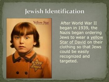 Holocaust WWII PowerPoint Introduction + Quiz & Answer Key + Projects {Editable}