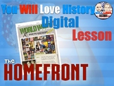 World War II Homefront Gallery Walk Digital Google Activity