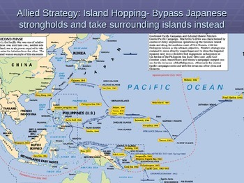 World War II- Japan and Pacific Theater