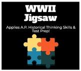 World War II Jigsaw Project (AP World)