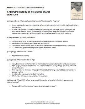 World War II & Korean War Reading Response Questions, Answer Key + Google Doc