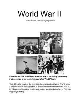 World War II LDC Module Packet