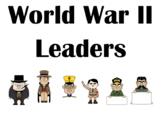 World War II Leader Sort