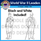 World War II Leaders Clip Art (World War 2, Roosevelt, Chu