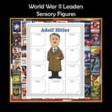 World War II Leaders Sensory Figures
