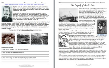 World War II Lesson Pack (8 lessons for WWII)