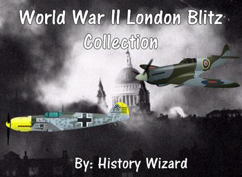 World War II London Blitz Collection
