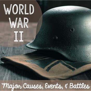 World War II: Major People, Events, and Battles