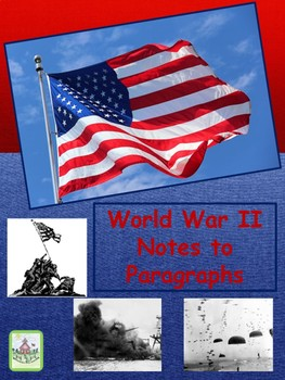 World War II- Notes to Paragraphs