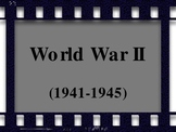 World War II PPT