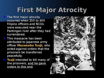 World War II - Pacific Theater - Bataan Death March