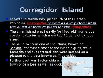 World War II - Pacific Theater - Battle of Corregidor