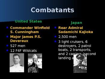 World War II - Pacific Theater - Battle of Wake Island