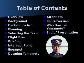 World War II - Pacific Theater - Operation Vengeance