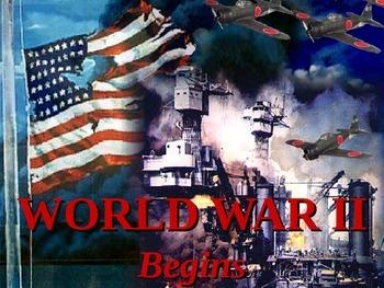 World War II Part I (WWII)