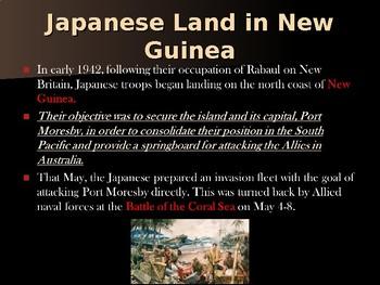 World War II – Path to Victory – Phase 2 - New Guinea, Burma & China
