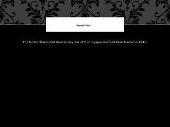 World War II Pearl Harbor