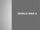 World War II Power Point