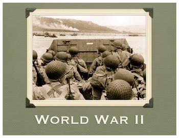World War II Presentation Lecture