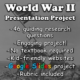 World War II Project (World War 2 Battles)