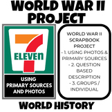 World War II Project - WWII Project - World History