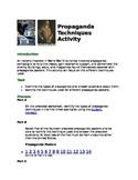 World War II Propaganda Activity