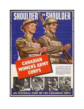 World War II Propaganda: Canada and Mexico