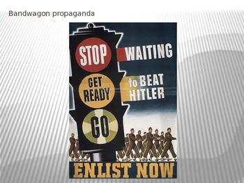 World War II Propaganda PPT