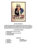 World War II Propaganda Poster Project