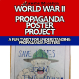 World War II Propaganda Posters WWII Project