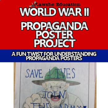 World War II Propaganda Posters WWII Project
