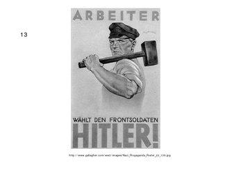 World War II Propaganda Slideshow