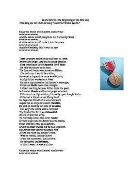 World War II Rap
