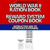 World War II Ration Book Class Reward System