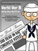 World War II Reading Passage Bundle