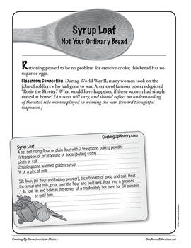 World War II Recipes