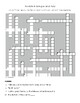 World War II Review - Crossword Puzzle Packet