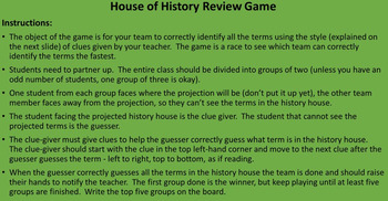 World War II Review Game