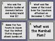World War II Review Task Cards - Set of 32