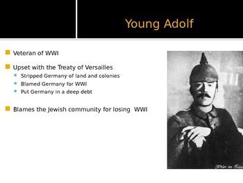 World War II: Rise of Dictators