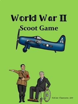 World War II Scoot Game