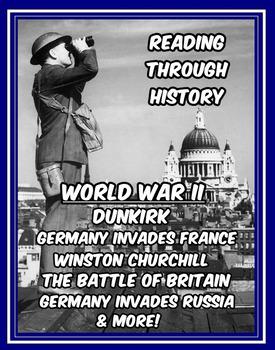 World War II: Dunkirk, Winston Churchill, and the Battle of Britain