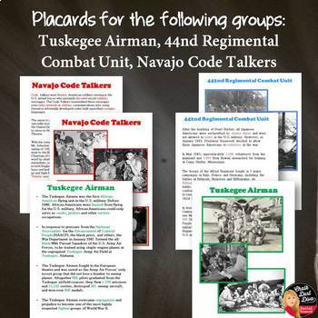 World War II – Special Fighting Forces Cooperative Activity