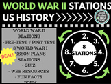 World War II Stations US History